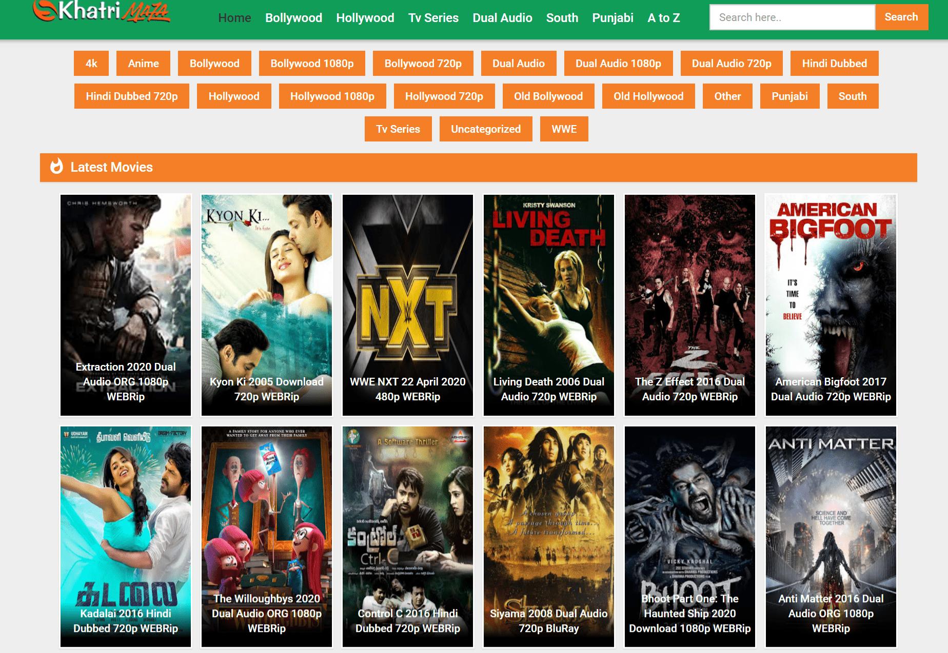 Okhatrimaza.com – Hd Bollywood Movies Download 2021