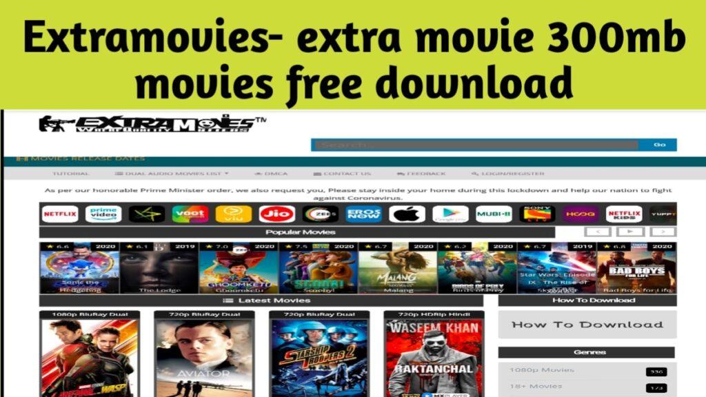 Extramovies- 300mb movies free download extramovie