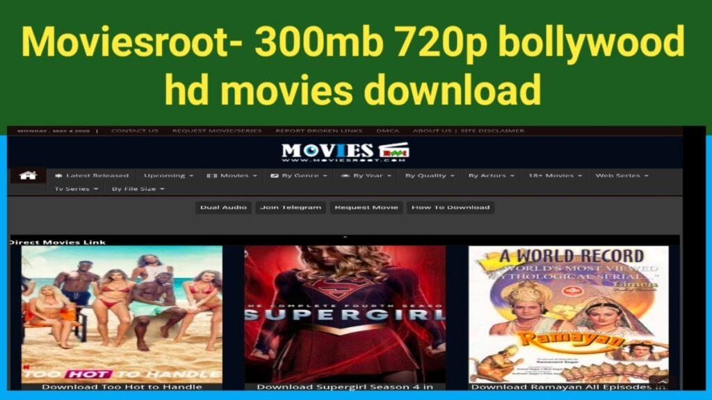 Moviesroot com- 300mb 7Bollywood HD movies download