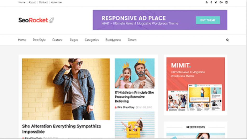 SeoRocket-Best-SEO-Optimized-Blogger-Template