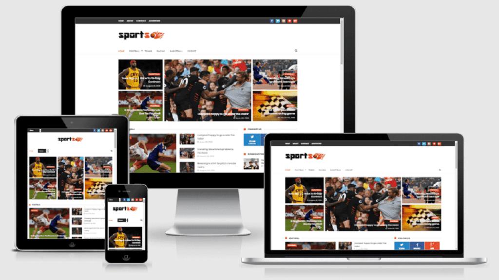 SportsMag-Responsive-Blogger-Template