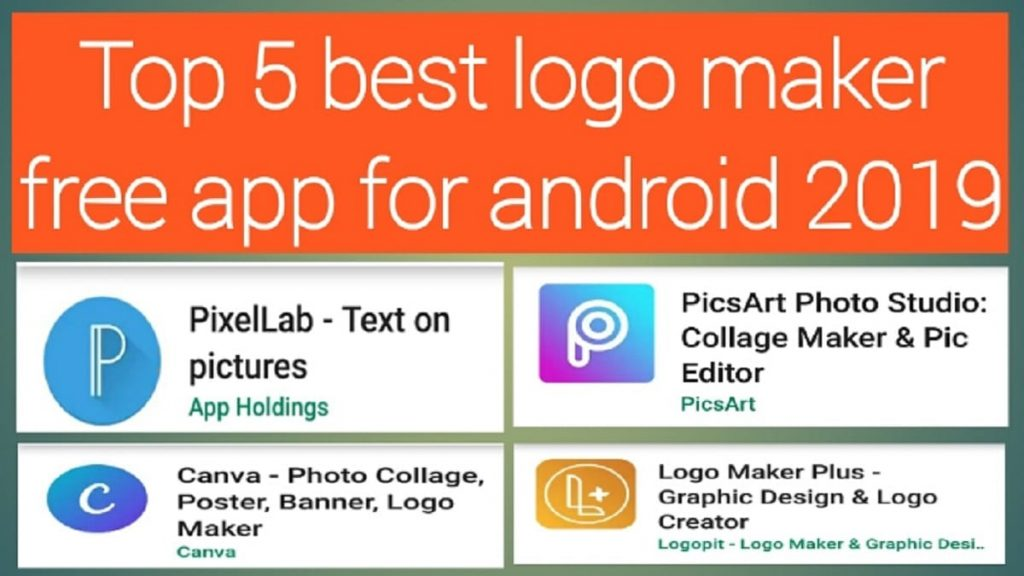 Top 5 best logo maker free app for android 2021